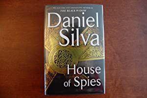 House of Spies: A Novel (signed & datd)