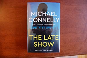 The Late Show (signed & dated): Michael Connelly