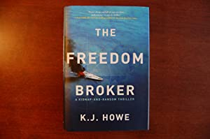 The Freedom Broker (signed & dated)