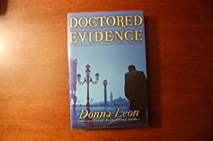 Doctored Evidence (signed): Leon, Donna