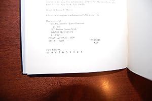 Kindred Crimes (signed): Dawson, Janet