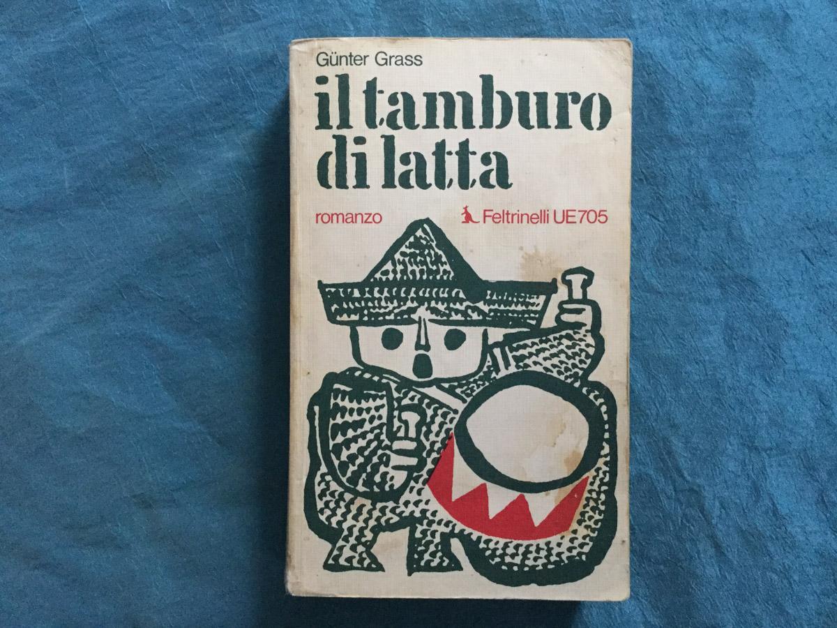 Il Tamburo Di Latta.Il Tamburo Di Latta Da Grass Gunter Feltrinelli Milano Brossura