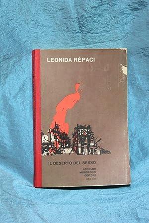 Il deserto del sesso: REPACI Leonida: