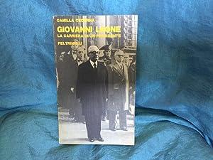 Giovanni Leone, la carriera di un presidente: Cederna, Camilla