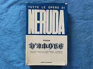 Poesia d'amore: Neruda, Pablo