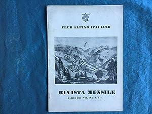 Rivista mensile del Club Alpino Italiano. n.