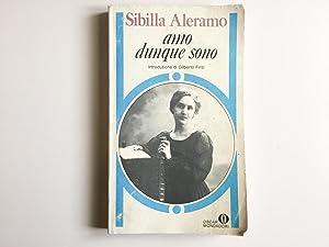 Amo dunque sono: Aleramo, Sibilla