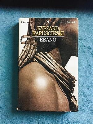 Ebano: Kapuscinski, Ryszard