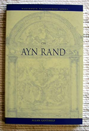 On Ayn Rand