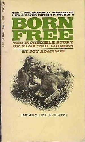 Born Free - A Lioness of Two: Joy Adamson