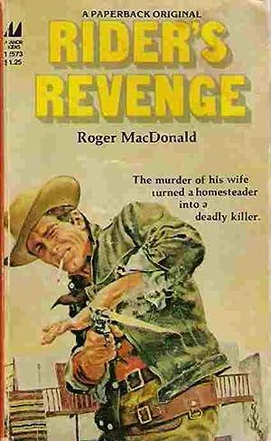 Rider's Revenge: ROGER MACDONALD