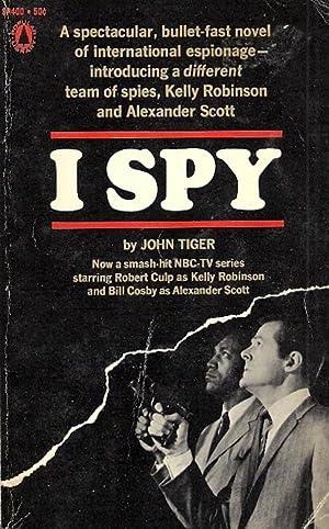 I Spy #1: John Tiger