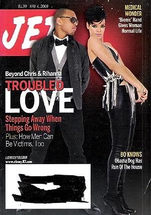 Jet Magazine May 4, 2009 Chris Brown: Jet Magazine