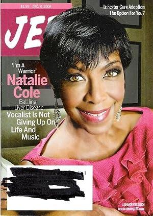 Jet Magazine Natalie Cole Dec. 8, 2008: Jet Magazine