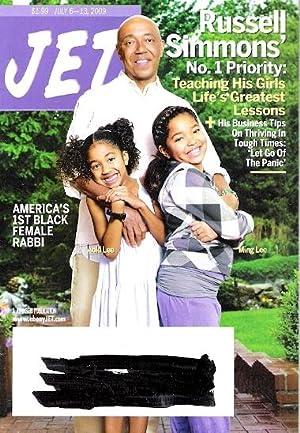 Jet Magazine July 6 - 13, 2009: Jet Magazine