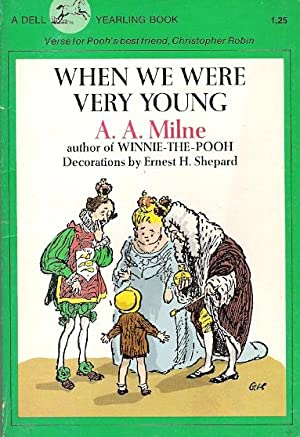 When We Were Very Young: Milne, A.A.