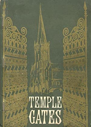 Temple Gates: Our Second 1963 Book for: et al V.O.