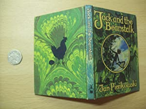 Jack and the beanstalk (The Jan Pienkowski fairy tale library): Jacobs, Joseph [Illustrated by Jan ...