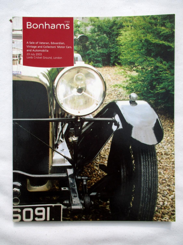 Vintage Motor Car, First Edition - AbeBooks