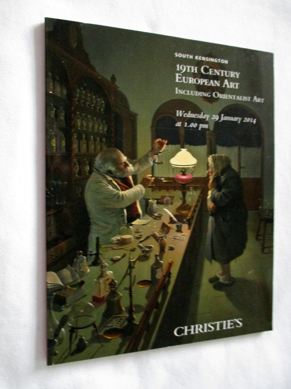 19th Century European & Orientalist Art | Christie's