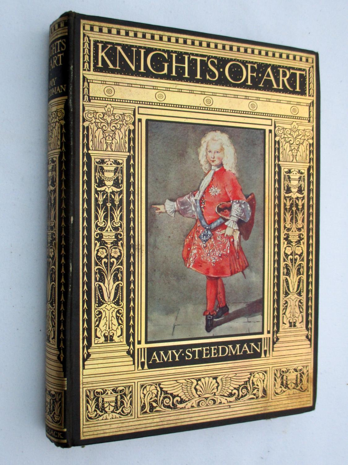 Amy Knights Pics knights of art. stories of the italian