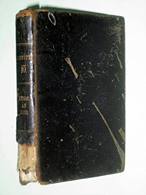 Aristotelis Opera Omnia Libri X,. Ethicorum Ad Nicomachum, Ad Optimorum Librorum Fidem. Accurate ...