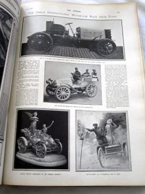 The Sphere, Vols V & VI, 6 April to 28 September 1901. Nos. 63 to 88, An Illustrated Newspaper ...