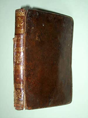 The Works of Virgil.translated Into English Verse By John Dryden, In Four Volumes. Vol II Only. ...