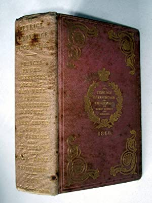 The Peerage, Baronetage, and Knightage of Great Britain and Ireland, for 1860.: Dod, Robert F.