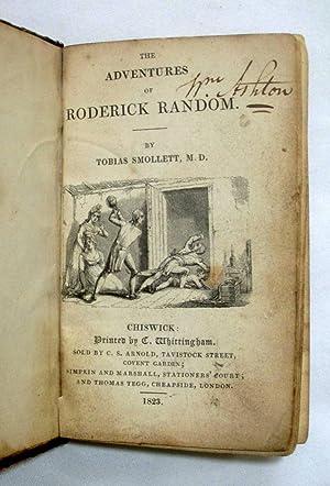 The Adventures of Roderick Random: Smollett,Tobias.