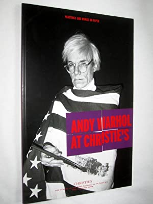 Andy Warhol at Christie's. PAINTINGS and Works on Paper. Christie's New York Auction ...