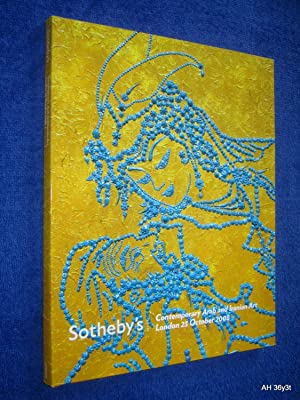 Contemporary Arab and Iranian Art. London, 23: Sotheby & Co.