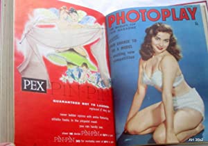 Photoplay, The World's Top Film Magazine: Jan to Dec 1959. Vol 10, Nos 1 - 11.