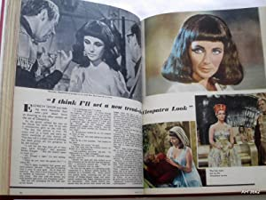Photoplay, Films and Entertainment Magazine: Jan to Dec 1962. Vol 13, Nos 1 - 12.