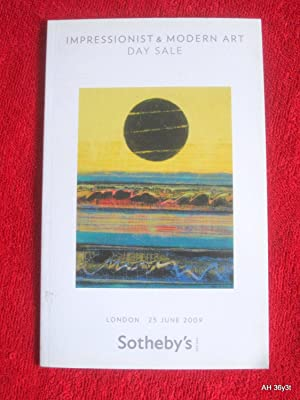 Impressionist & Modern Art, Day Sale. 25: Sotheby & Co.