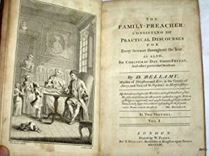 The Family-Preacher, Consisting of Practical Discourses for Every Sunday Throughout The Year, As ...