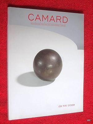 Arts Decoratifs 1950-2000 28 Mai 2008. .Camard et Associés Auction Sale Catalogue: Camard et...