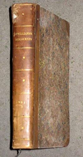 DISCOURSES on Several Important Subjects. An End to Discord & Socinianism 1699, the Vanity of ...