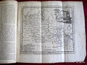 The Universal Magazine of Knowledge and Pleasure, June 1747.:(inc Map of Berkshire, Plates of ...