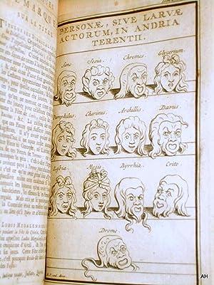 Les Comedies De Terence, Avec La Traduction et Les Remarques, De Madame Dacier. Tome I, II, III. (...