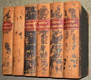 Cassell's Illustrated History of England - New and Revised Edition. Volumes 6,7,9. Price is ...
