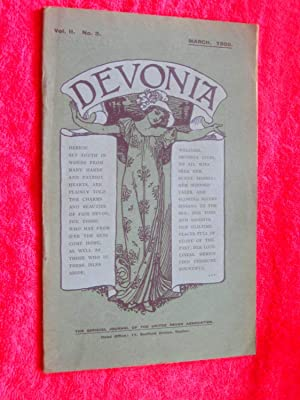Devonia. The Official Organ of the United Devon Association. March 1905. Journal Vol II No 3. + ...