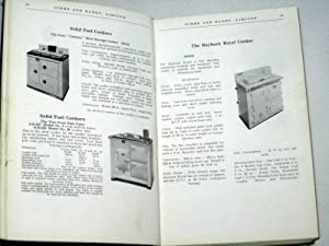 Gibbs and Dandy Limited, Builder's Merchants and Wholesale Ironmongery. Catalogue No P2, 1960....