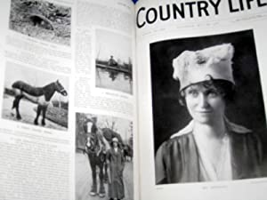 Country Life. Magazine. Vol 39, XXXIX, Jan to June 1916, Nos 991 to 1016. The Journal for all ...