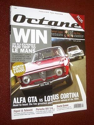 Octane, Fuelling the Passion. Magazine No 10,: Octane.