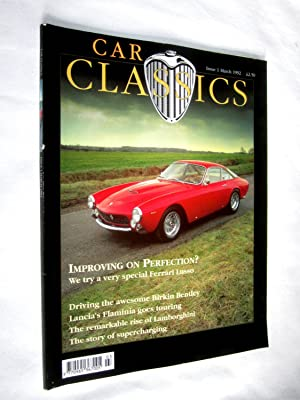 Car Classics Magazine Issue No 1, March: Blick, Kevin. (Ed).