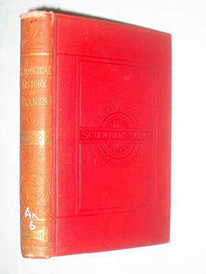 The Geological History of Plants. The International Scientific Series: Dawson, Sir J. William.