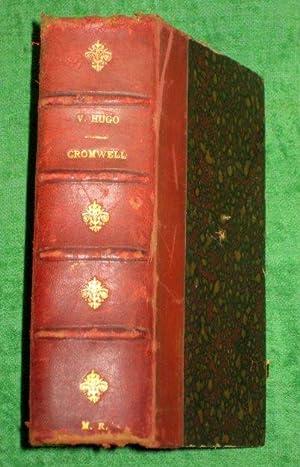 CROMWELL, Acte 1,2,3,4,5.: HUGO Victor.