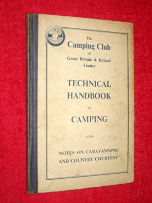 The Camping Club of Great Britain and Ireland, Technical Handbook of Caravanning and Country ...