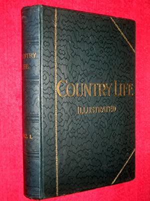 Country Life. Magazine. Vol 11, XI, 4th Jan to 28th June 1902, Nos 261 to 286. The Journal for all ...